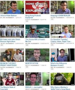 Vlogbrothers Youtube