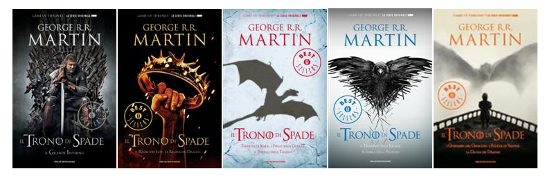 George r r martin le cronache del ghiaccio e del fuoco gli del genere fantasy trono fandeluxe Image collections