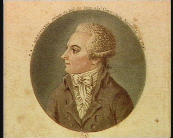 M.M.J. Robespierre (via FRDA)