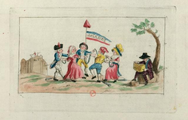 """""""Vive la Liberté - 1789 (via FRDA)"""