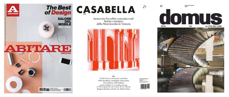 Leggere di architettura e design le riviste su mlol for Riviste di interior design