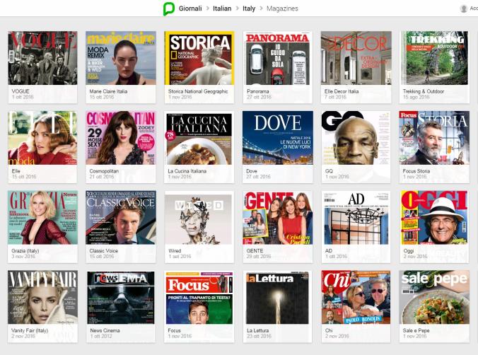 riviste-italiane