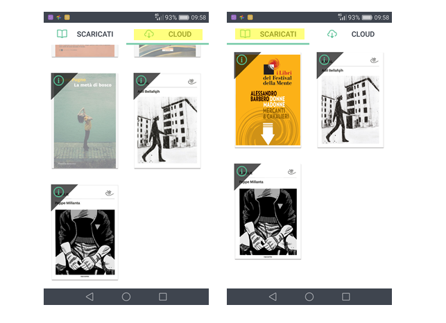 scaricare gratis ebook color ebook reader